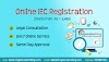 Online IEC Registration