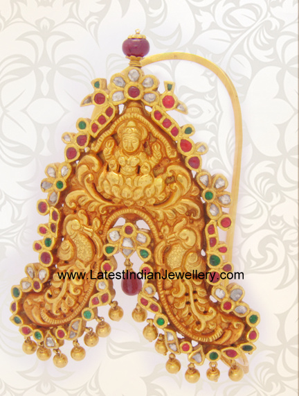 Heavy Nakshi Work Ara Vanki