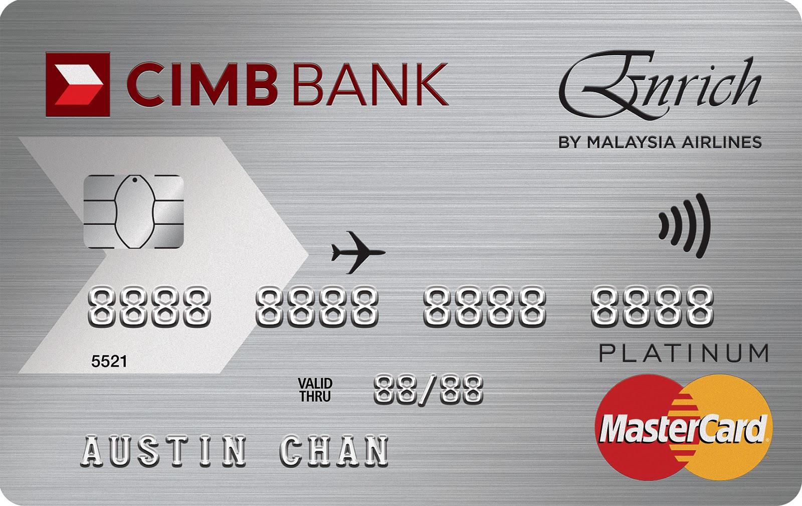Premier mastercard credit card