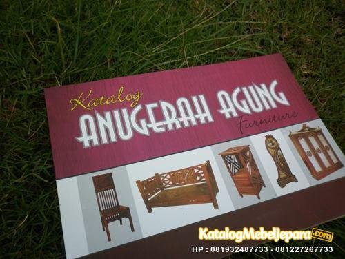 Katalog Mebel Jepara Anugerah Agung Furniture