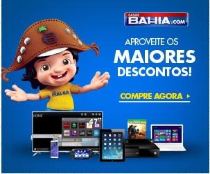 Casas Bahia Produtos em Promoção de Natal