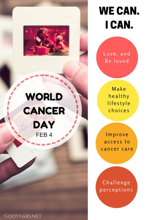 What does the theme of World Cancer Day - We Can, I Can - really mean? #wecanican #worldcancerday