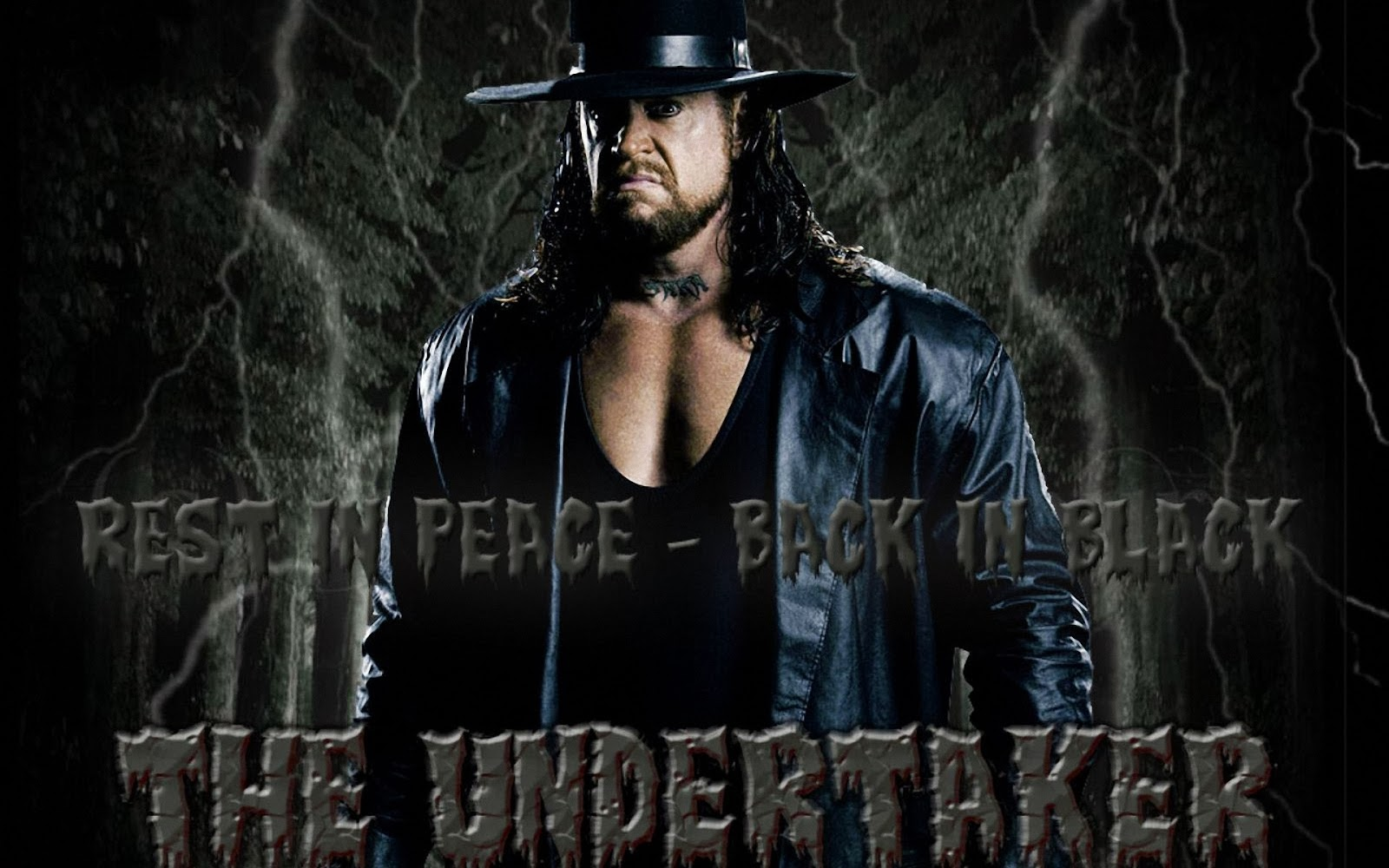 Great Wallpaper Logo Undertaker - back+in+black+the+undertaker  Perfect Image Reference_833359.jpg