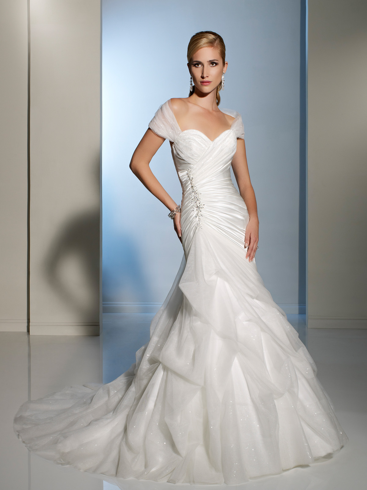 West Weddings: Splendid Sophia: A Designer Wedding Gown Event