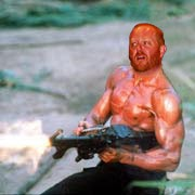 RC Sproul Jr as Rambo