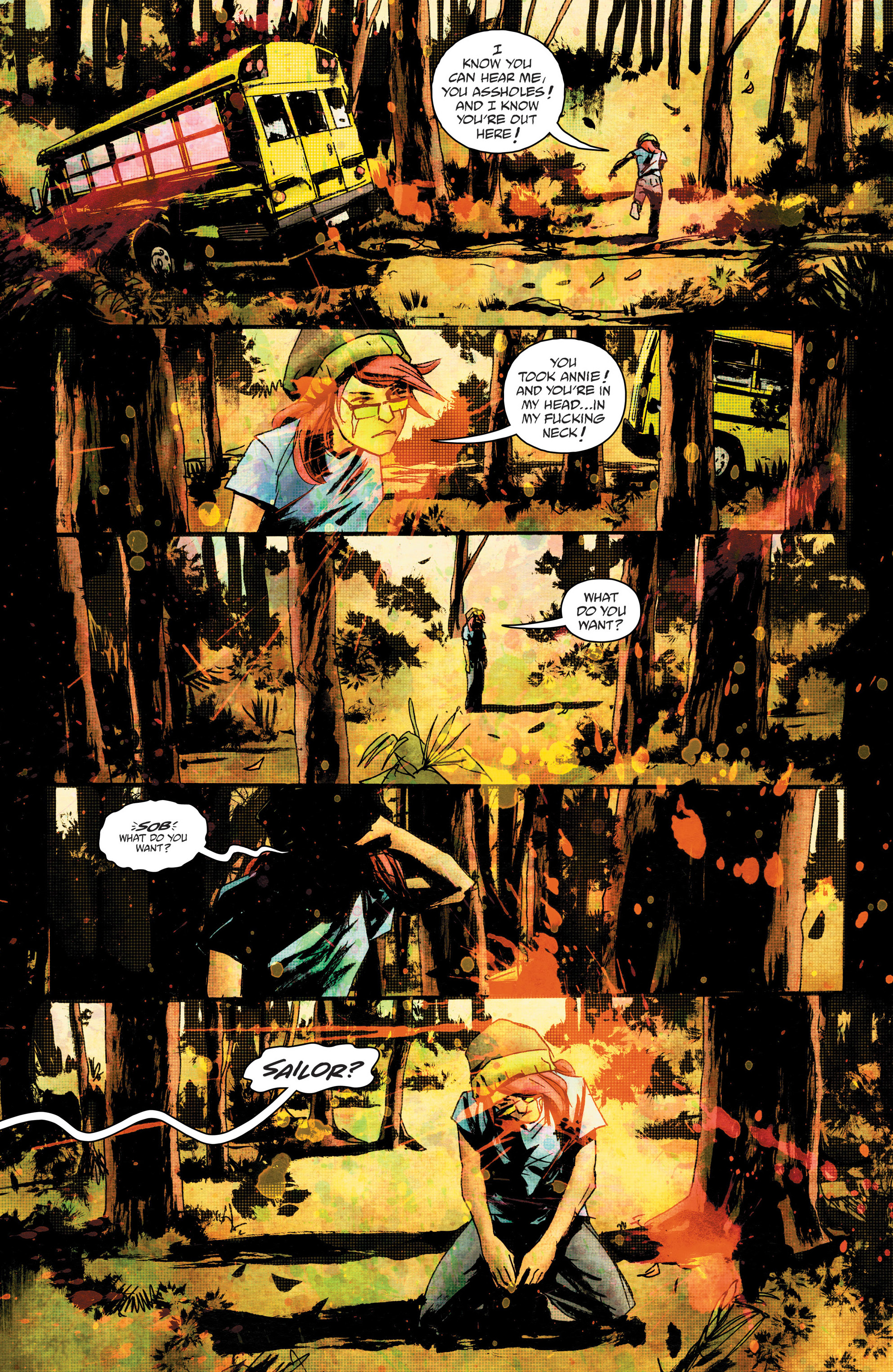 Read online Wytches comic -  Issue #2 - 21