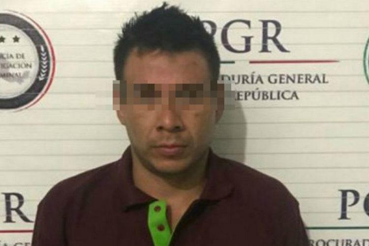 """Cae en Colima """"El Terry"""", cabecilla del Cártel de Jalisco Nueva Generación"""