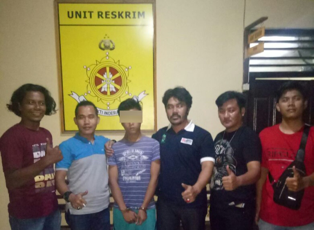 Polisi Tangkap Pelajar Pelaku Curanmor