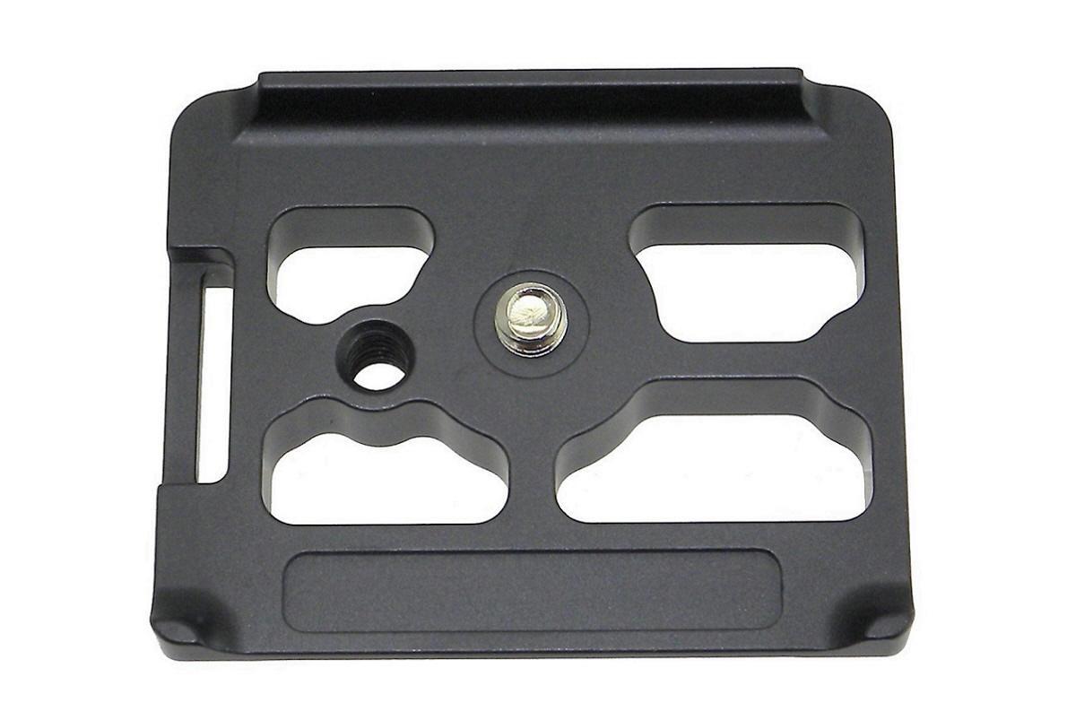 Desmond D5D3G QR plate for Canon 5DMkIII - top view