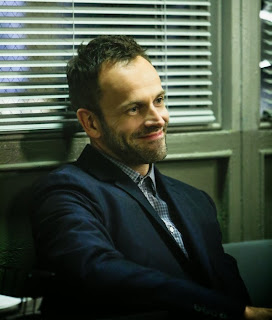 Jonny Lee Miller as Sherlock Holmes in CBS Elementary Season 2 Episode 4 Poison Pen