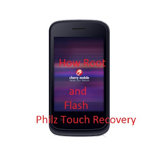 How to root and flash Philz recovery in Cherry Mobile Flare S3 mini Main Picture