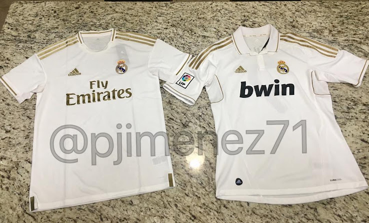 info for 2341d 05caa Too Similar? Real Madrid 19-20 vs 11-12 Home Kit - Footy ...
