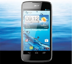 harga ht Acer Liquid Gallant E350, spesifikasi lengkap ponsel android dual core murah Acer Liquid Gallant E350, review Acer Liquid Gallant E350