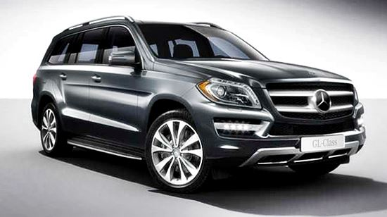 2017 Mercedes Benz Gl Redesign