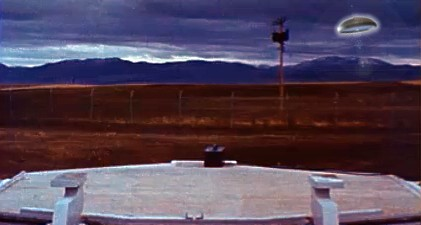 UFO Buzzes ICBM Launch Capsule at Minot AFB