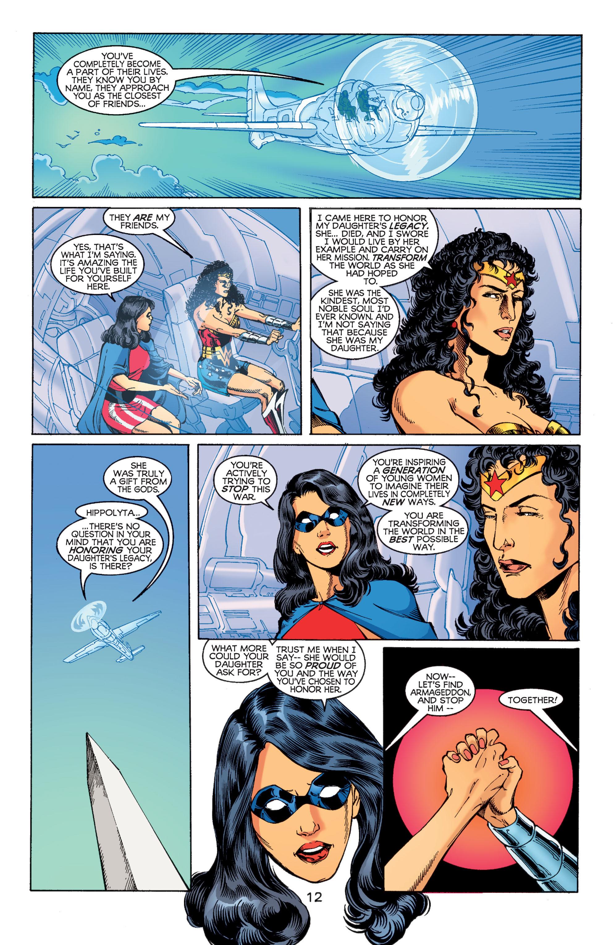 Read online Wonder Woman (1987) comic -  Issue #185 - 13