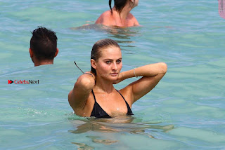 Selena Weber in Black Bikini 2017  32 ~ Celebs.in Exclusive Celebrities Galleries