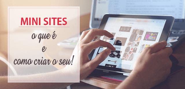 O que é Mini site?