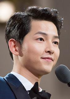Song Joong Ki Wife