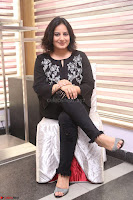 Cute Poja Gandhi in black dress at Dandupalyam 2 Movie press meet  ~  Exclusive 13.JPG
