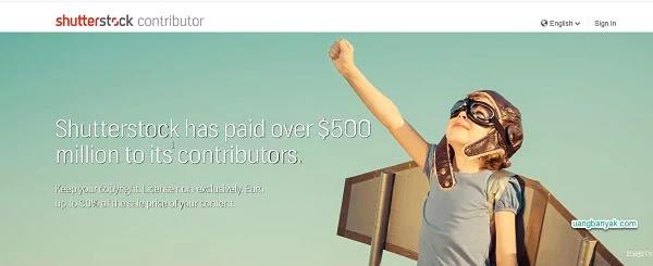 Photo Online Penghasil Uang dari Upload Photo