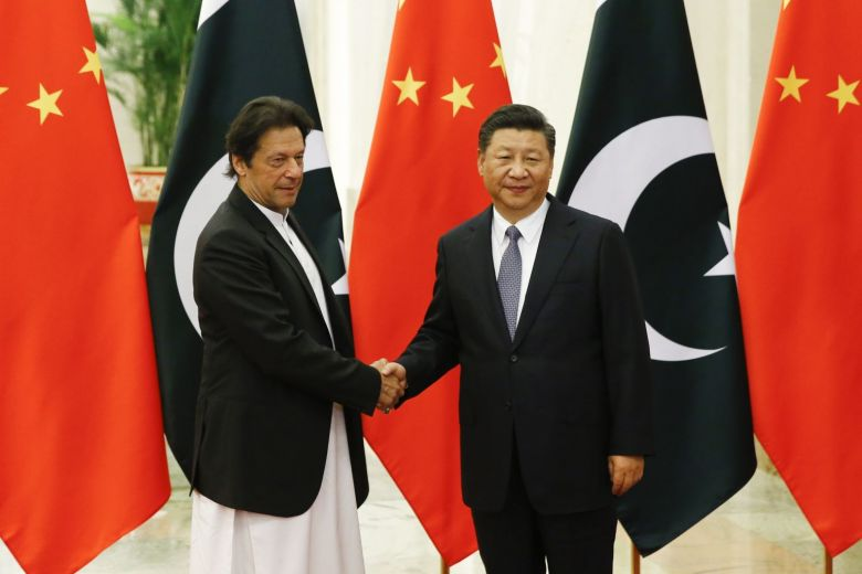 Important Role of China Between Pakistan and India