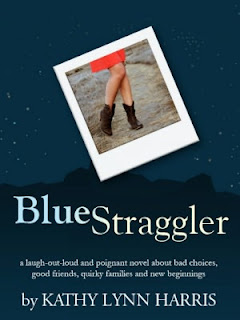 CLP Blog Tour Review: Blue Straggler by Kathy Lynn Harris