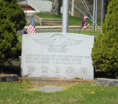 VFW Armed Forces Memorial in Paxtang - Harrisburg