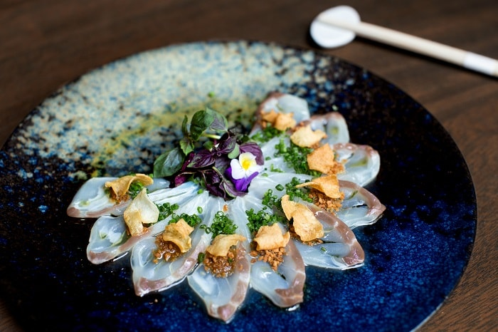 Nobu Shoreditch - Tai Dry Miso