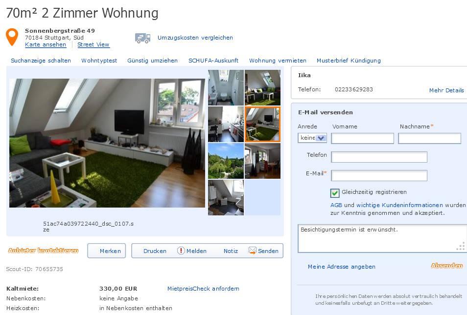 yaw boateng informationen ber wohnungsbetrug. Black Bedroom Furniture Sets. Home Design Ideas