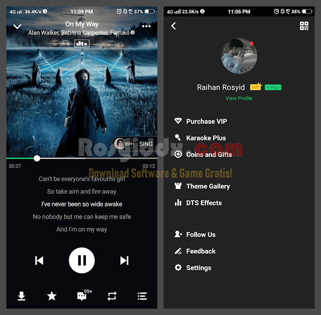 Download JOOX Music Mod VIP Premium APK Versi Terbaru