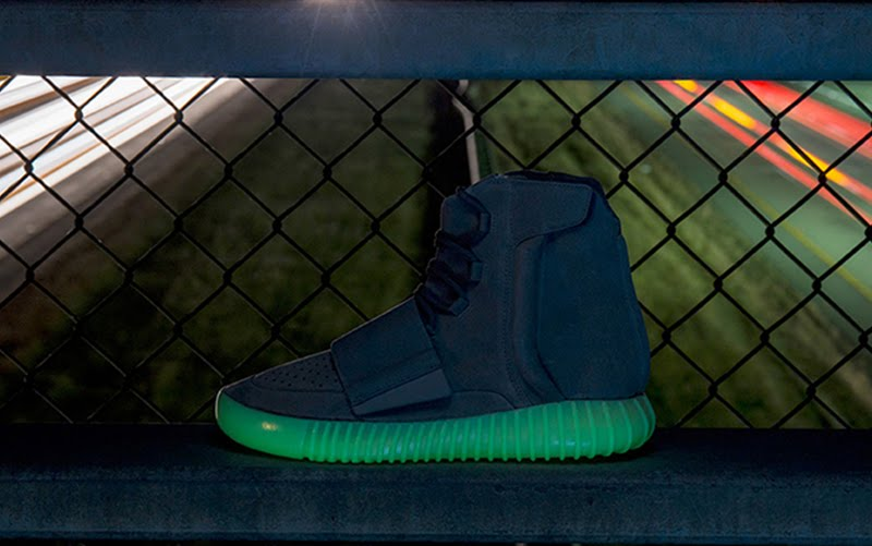A Detailed Look at the adidas Yeezy Boost 750 'Glow in the