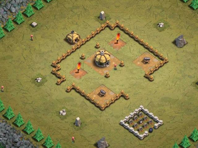 Goblin Base Goblin Outpost