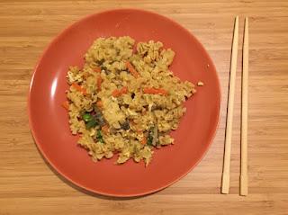 Curry Wok Nudeln Rezept