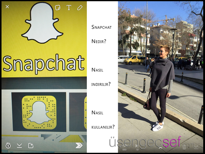 usengec-sef-snapchat-nasil-kullanilir