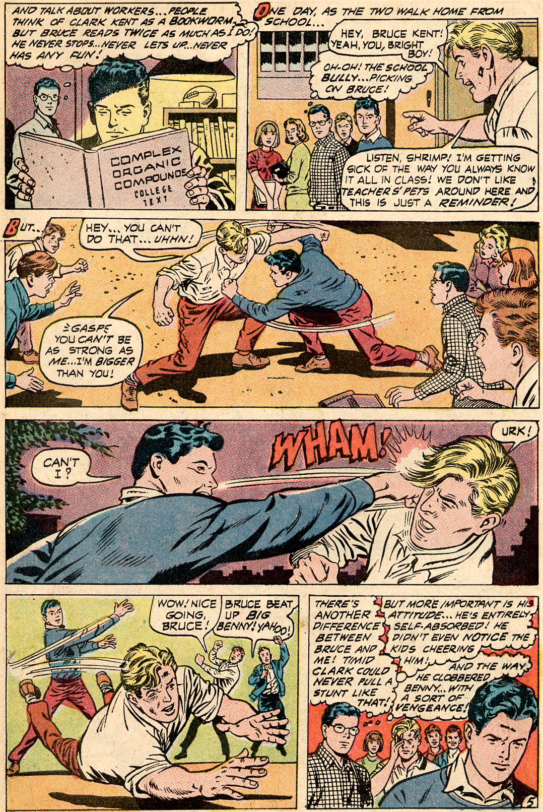 Read online World's Finest Comics comic -  Issue #172 - 7