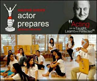Anupam Kher's Actor Prepares: