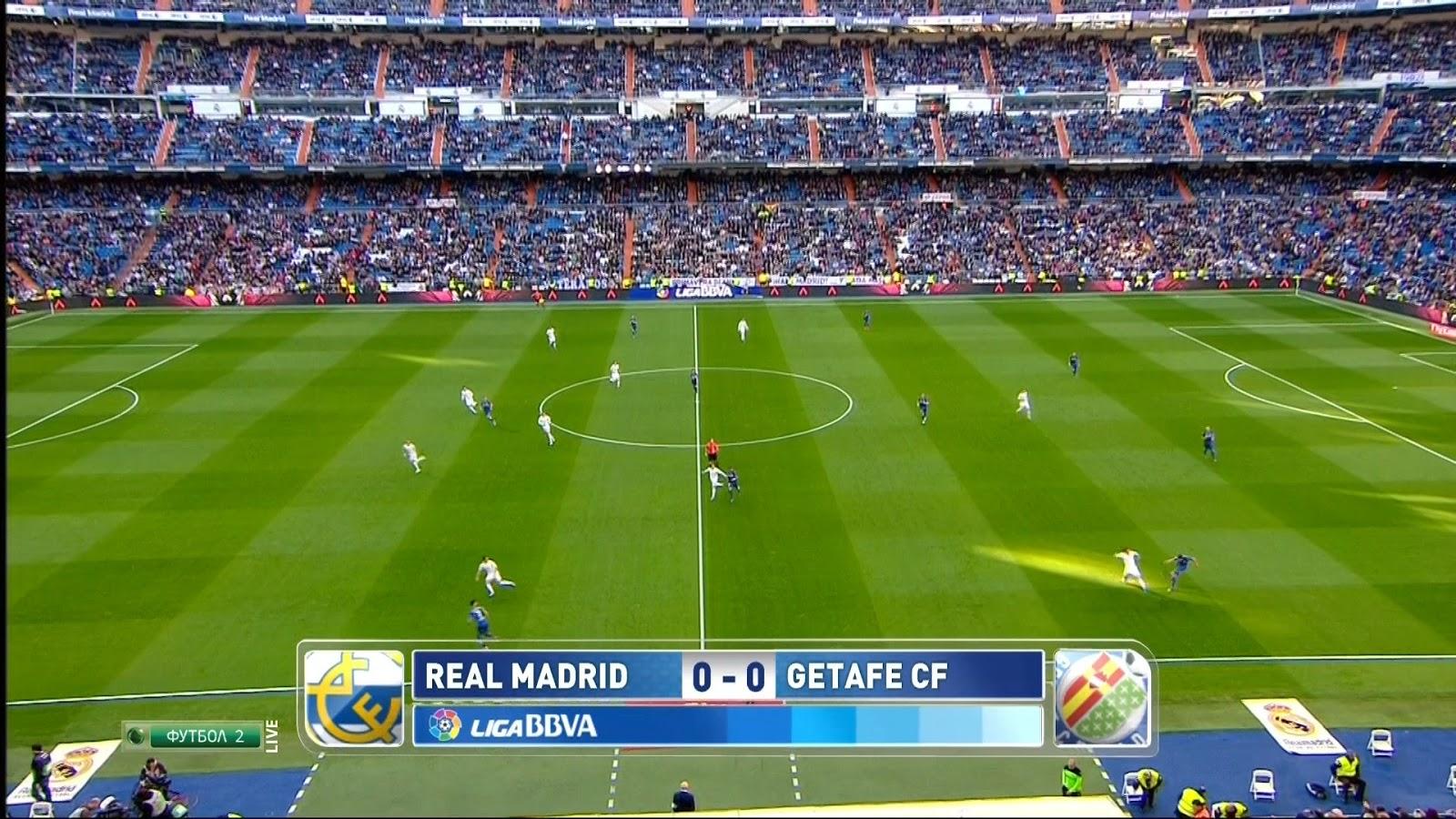 Real Madrid Vs Getafe La Liga 2013 Brilliant Second: REAL MADRID HD(12.10.2013): REAL MADRID