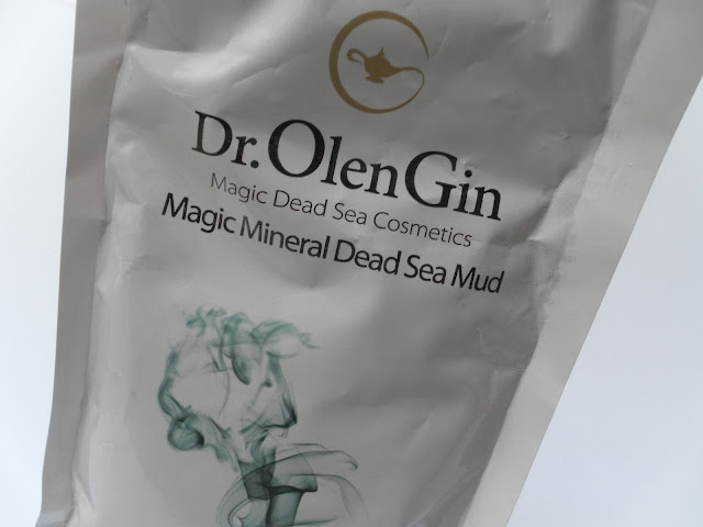 A picture of Dr. OlenGin Magic Mineral Dead Sea Mud
