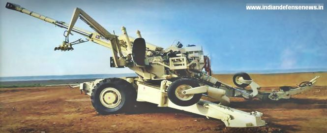 Make in india 5 facts about drdos new 155 mm x 52 caliber advanced make in india 5 facts about drdos new 155 mm x 52 caliber advanced towed artillery gun for indian army altavistaventures Images