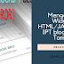 Cara Mengatasi Widget HTML/JAVASCRIPT blog Tidak Tampil
