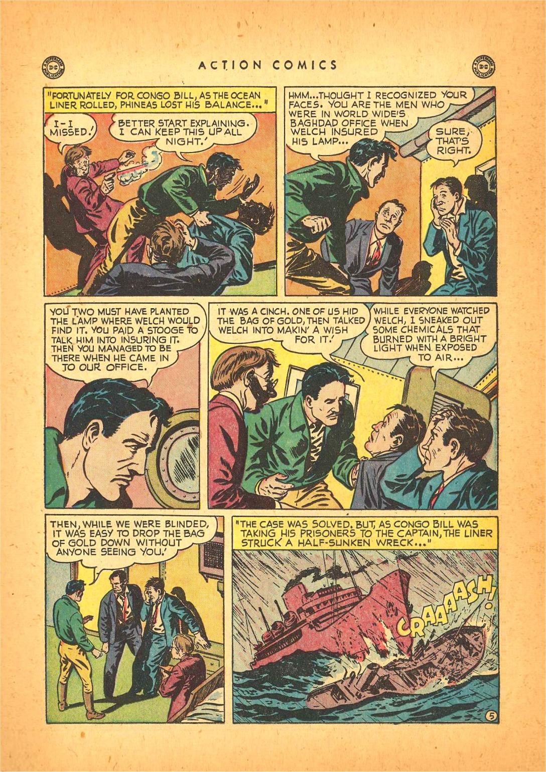 Action Comics (1938) 130 Page 19