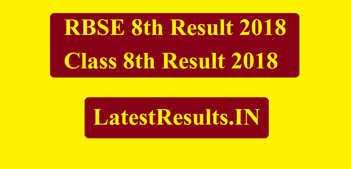 Rajasthan 8th board result 2018 class 8th results 2018 online check rajasthan 8th board result 2018 class 8th results 2018 online check here malvernweather