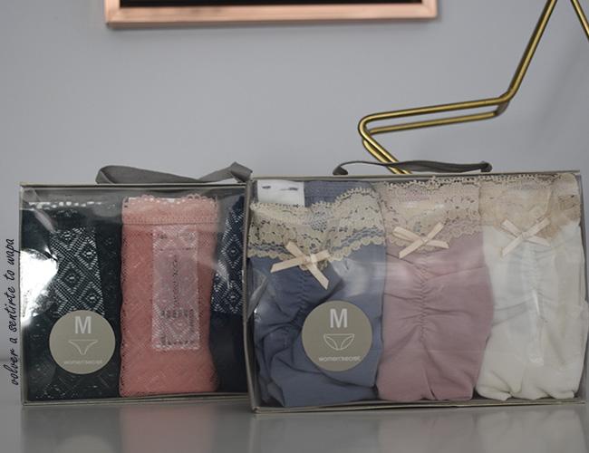 Set de ropa interior de Women Secret