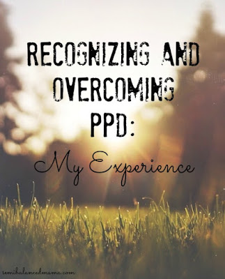 post partum depression - recognizing and overcoming