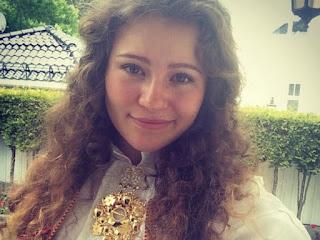 Alenxandra Andresen Gadis Jutawan Termuda di Dunia