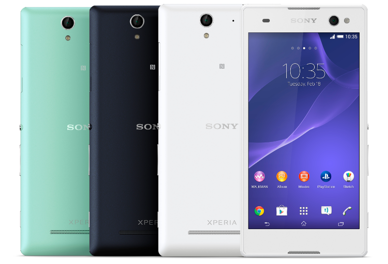 Sony Xperia C3: Specs, Price and Availability