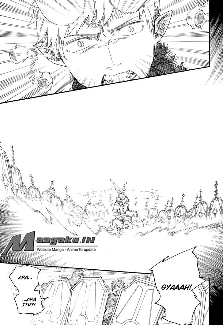 Ao no Exorcist Chapter 108-14