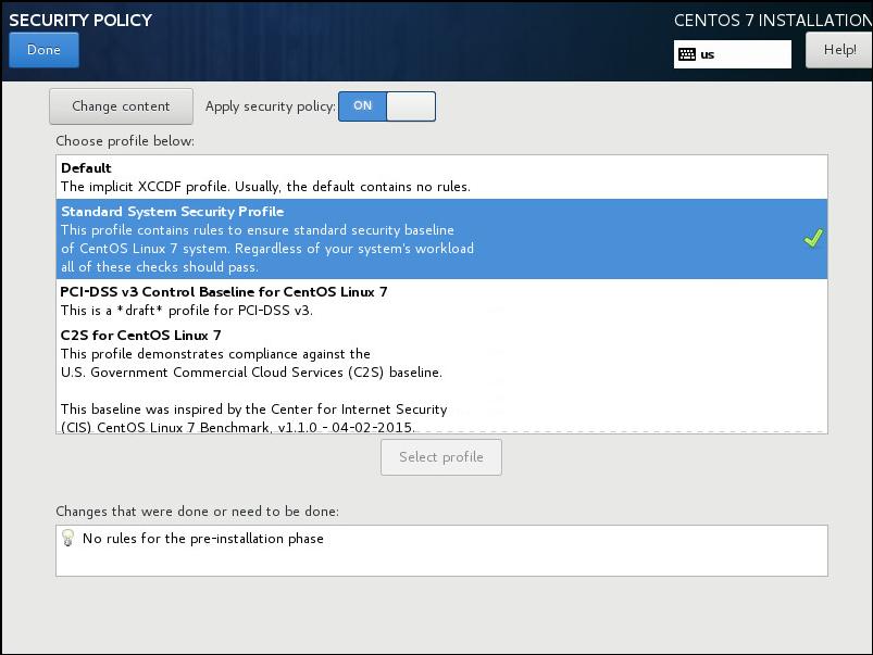 Geek Ramblings: Tutorial: CentOS 7 Installation guide for