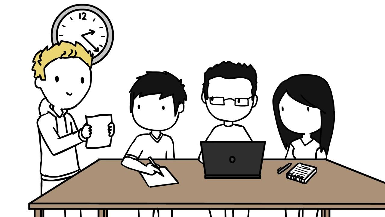好色龍的網路生活觀察日誌: [翻譯] 你們喜歡做分組作業嗎?